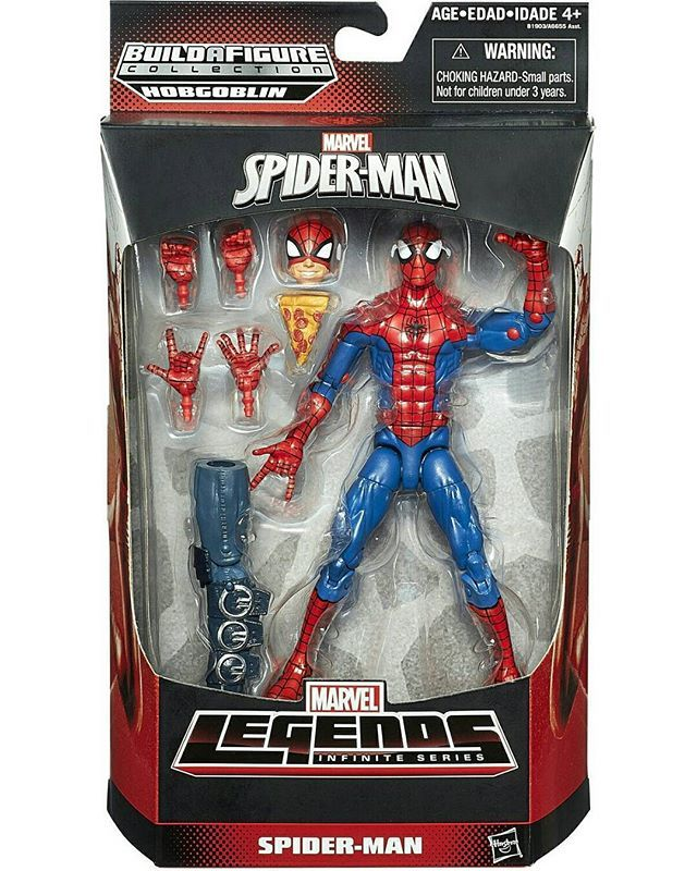#Marvel #Legends #Hobgoblin #Series #Spiderman #Hasbro #actionfigures #action #figures #figuras #ação #toys #quadrinhos #comics #PeterParker #MarvelLegends #MarvelUniverse #PizzaSpidey