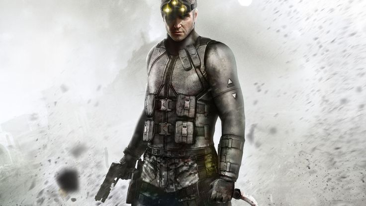 Hd Wallpapers Tom Clancy Splinter Cell Blacklist Double Agent Pc