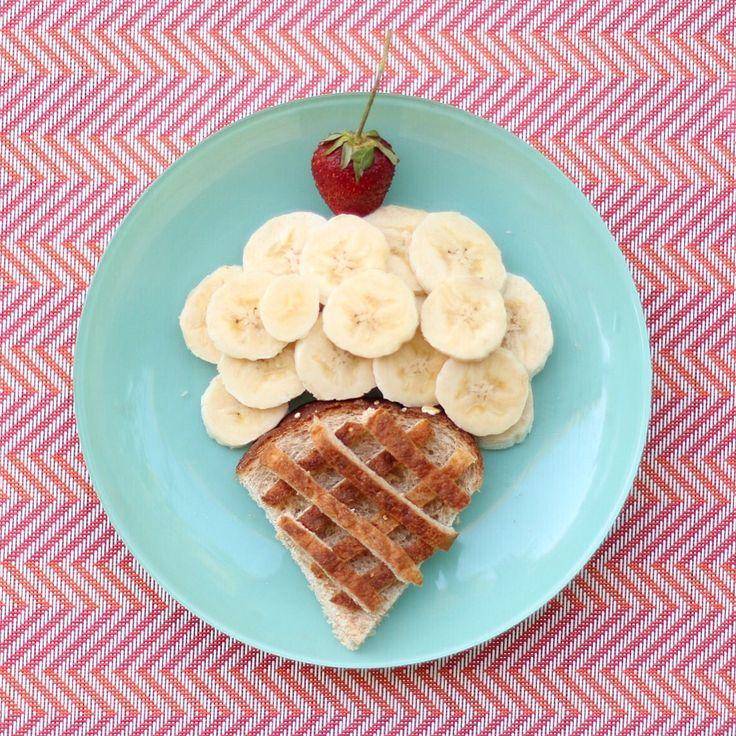 Las 25 mejores ideas sobre receta de cono de gofre en pinterest - Calorias de un cono de helado ...