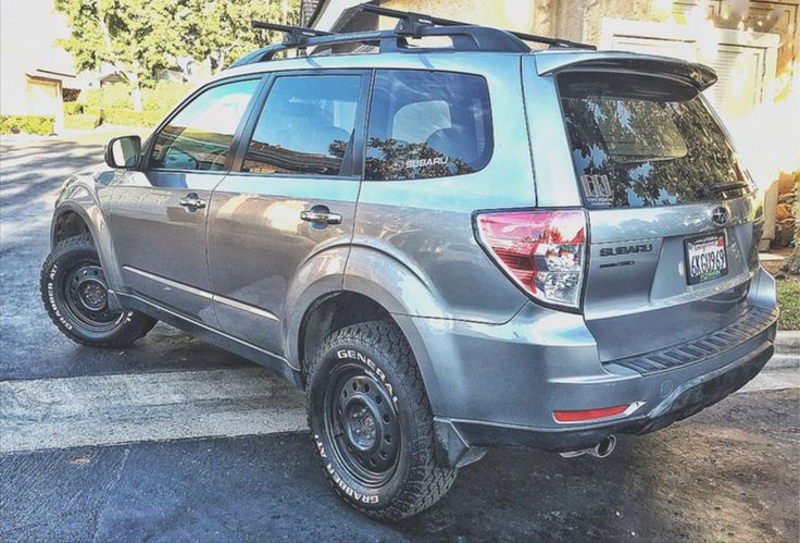 "('09-'13) Anderson Design and Fab 2"" lift=Happy Customer - Subaru Forester Owners Forum"