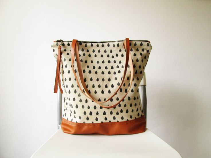 Best 20  Large tote bags ideas on Pinterest | Large tote, Big ...