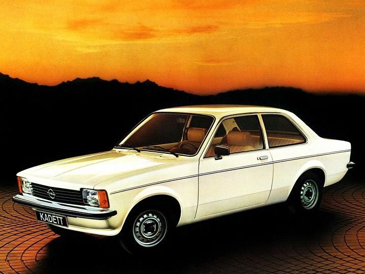 Opel Kadett (1977)