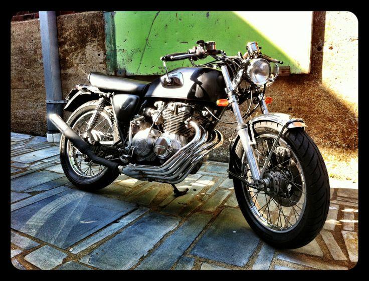 en iyi 17 fikir, vintage honda motorcycles pinterest'te | honda