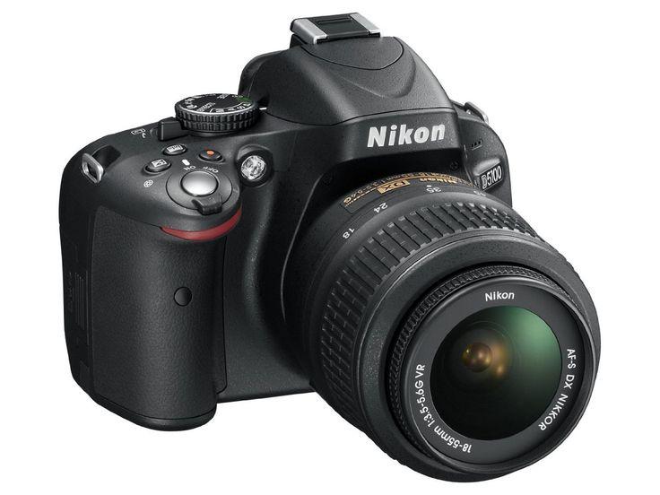 Nikon D 5100 + AF-S DX 18-55 mm VR