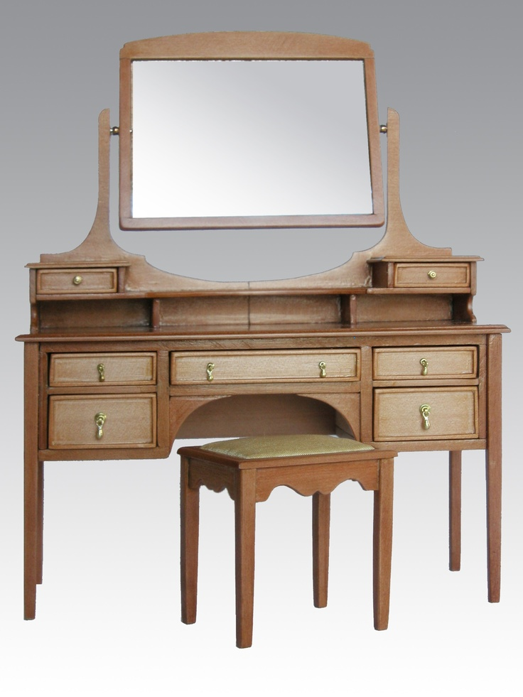 142 Best Dollhouse Miniature Dressing Table Images On