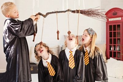 Hogwarts-themed birthday activities | Throw a Harry Potter Party - Parenting.com