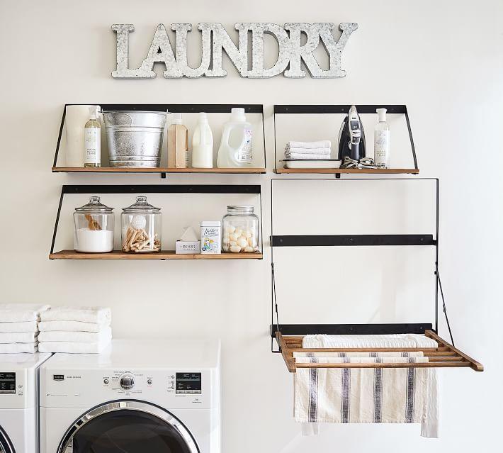 Trenton Laundry Organization System Pottery Barn In 2020