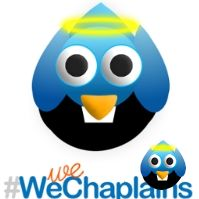 Saintly Little Chrip #WeChaplains