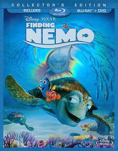 Finding Nemo Blu Ray DVD 2012 Walt Disney Pixar Kids Movies Classic Top 786936828238 | eBay-$6.99 free shipping