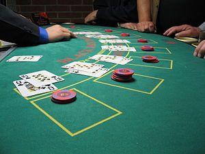 Poker v Blackjack: Adrian Aston knows where he stands