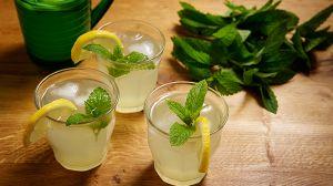 Hjemmelavet lemonade, sådan | Samvirke.dk
