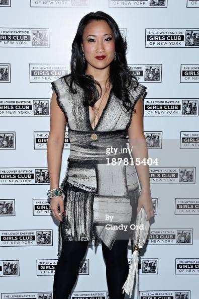 Tina Huang from TNTs Rizzoli and Isles looking absolutely fabulous in one LastaShop's unique designs by Mundi! #fashion #fashionista #lastashop #mundivondi #tnt #icelandic #unique #loveit