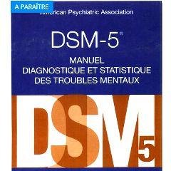 DSM-5 : la traduction française bientôt disponible | PsychoMédia