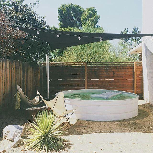 Stock Tank Pools Ideas Diy Stock Tank Pools And Stock Tank Pools Inspiration Stock Tank Pool Diy Backyard Pool Stock Tank Pool