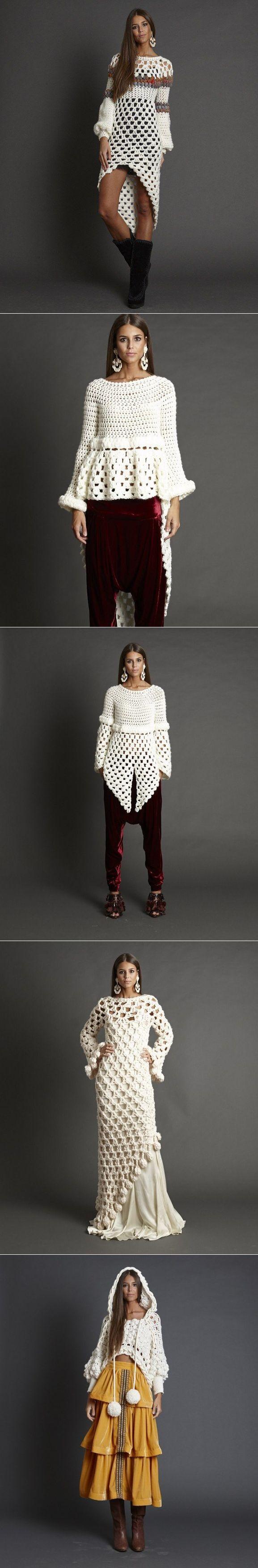 Испанский бренд одежды Zaitegui. Для вдохновения