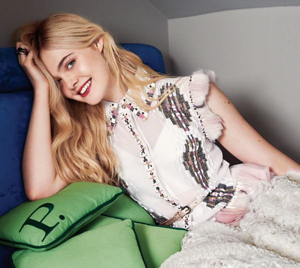 Elle Fanning May Cover Story
