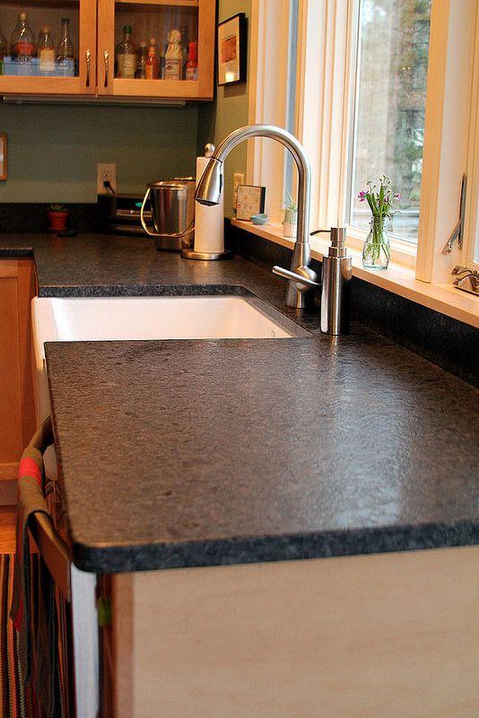 1000+ images about Kitchen on Pinterest  Black kitchen sinks, Modern