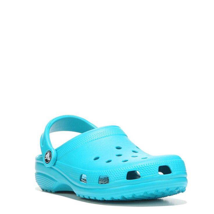 Crocs Women's Classic Clog Shoes (Turquiose) - 10.0 M