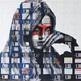 L'artista londinese Nik Gentry amalgama la tecnologia ormai obsoleta ai soggetti dei suoi quadri. Oltre ad avvicinare donatore, artista e spettatore, questo processo è poetico ed ecologico