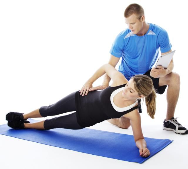 How to Do a Side Plank Properly: How to Do a Side Plank