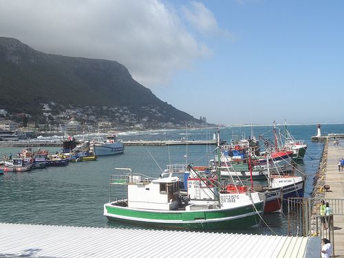 Kalk Bay - África do Sul