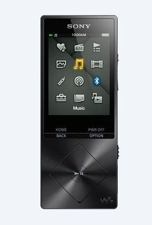 WALKMAN® i A10-serien med høy oppløsning fra Sony. Om denne nettbutikken: http://nettbutikknytt.no/sony/