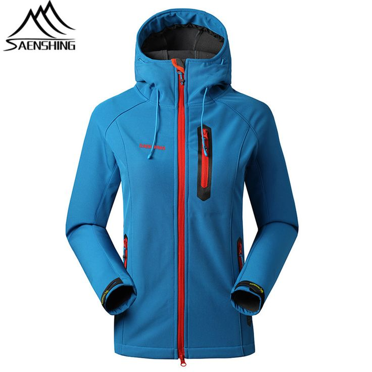 SAENSHING Waterproof Softshell Jacket Women Camping Hiking Softshell Jackets Autumn Windbreaker Chaqueta Impermeable Mujer #Affiliate