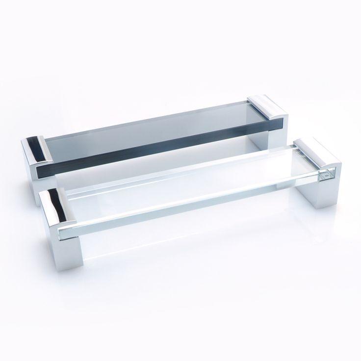 Modern Glass Kitchen Cabinet Pull