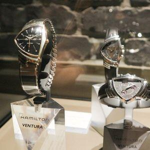 エルヴィスも愛用した腕時計ハミルトン世界初の旗艦店が原宿にオープン