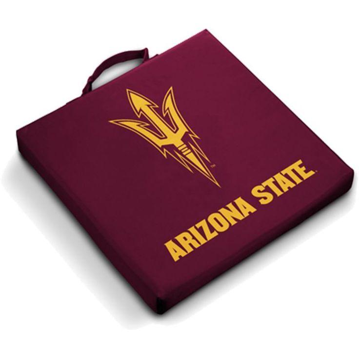 Arizona State Sun Devils Stadium Seat Cushion, Team