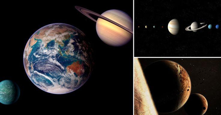 Un desfile de planetas alineados que podrás ver hasta fines de octubre