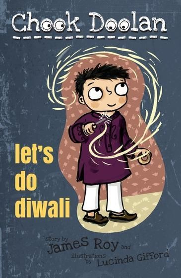 Chook Doolan Lets Do Diwali book review: Chook Doolan learns about Diwali, the best Hindu festival ever! Young readers will learn about making friends and being brave even when they really don't want to. Read more:  #CBCA: Let's do Diwali (Chook Doolan series) http://editingeverything.com/blog/2017/07/13/cbca-lets-diwali-chook-doolan-series/