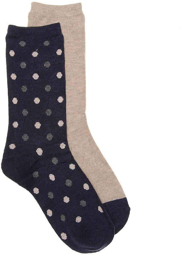 2 PACK Thermal Socks for Boys Cozy Crew Socks