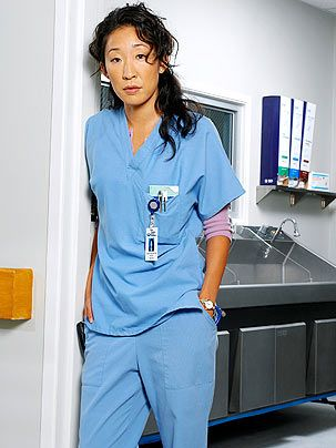 Greys Anatomy Dr. Christina Yang!