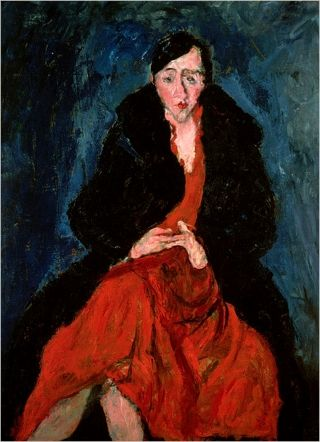 art,soutine,1929