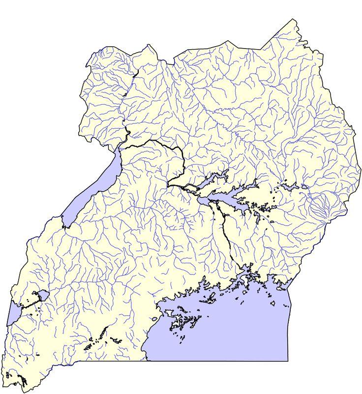 Waterways in Uganda