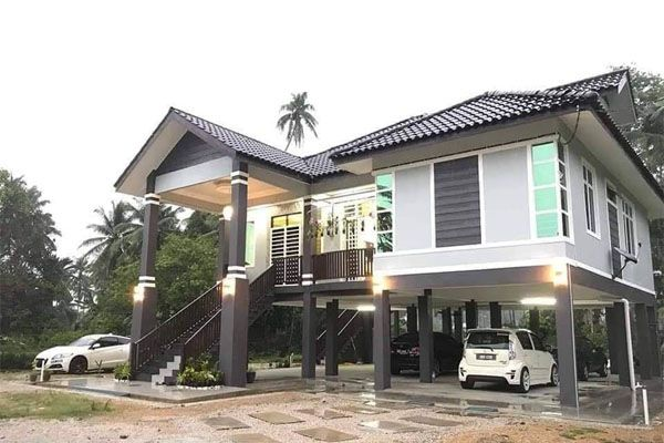 Modern Stilt House Plans Stilt House Plans House On Stilts