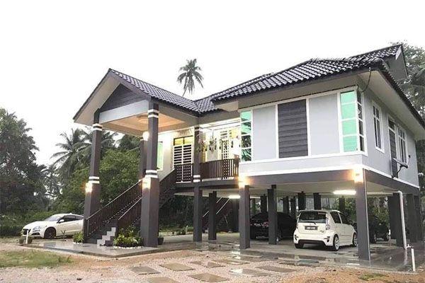Modern Stilt House Plans Stilt House Plans Small Beach House Plans House On Stilts