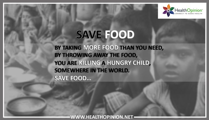 According to the studies more than one third of food produced is spoiled or wasted globally. Don't waste the #food, there are needy people around the world.