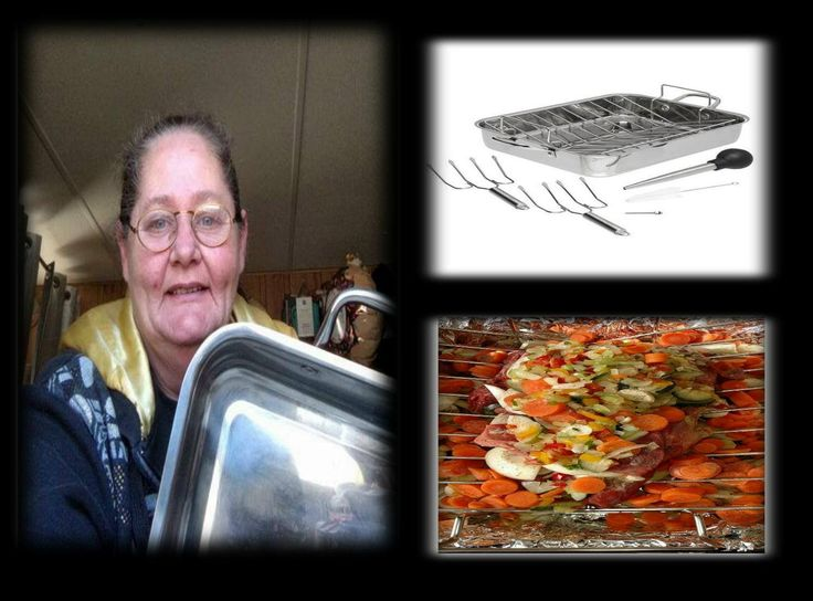 Phyllis won this stainless steel roaster for $0.56 using just 10 voucher bids! #QuiBidsWin