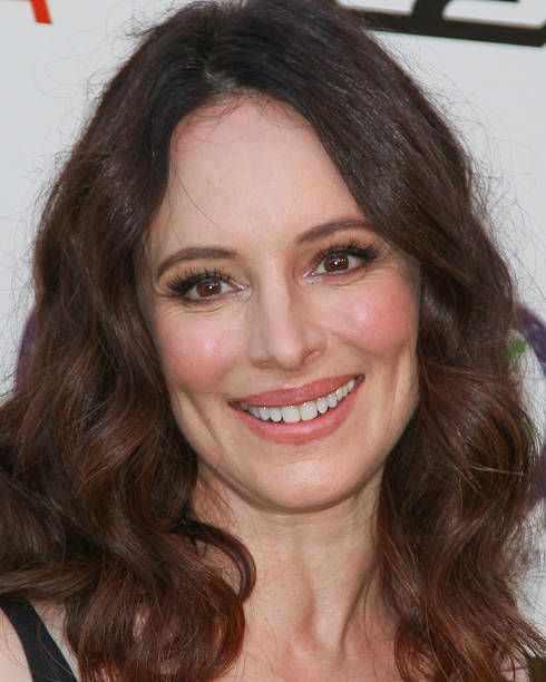 Actress Madeleine Stowe arrives at the 21st annual Environmental Media Awards at Warner Bros Studios on October 15 2011 in Burbank California