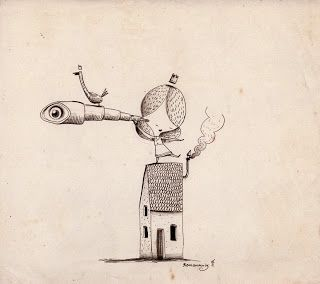 Robert Romanowicz illustration: Big New :)