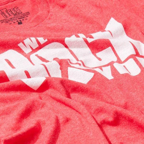 Camiseta We Will Rock You