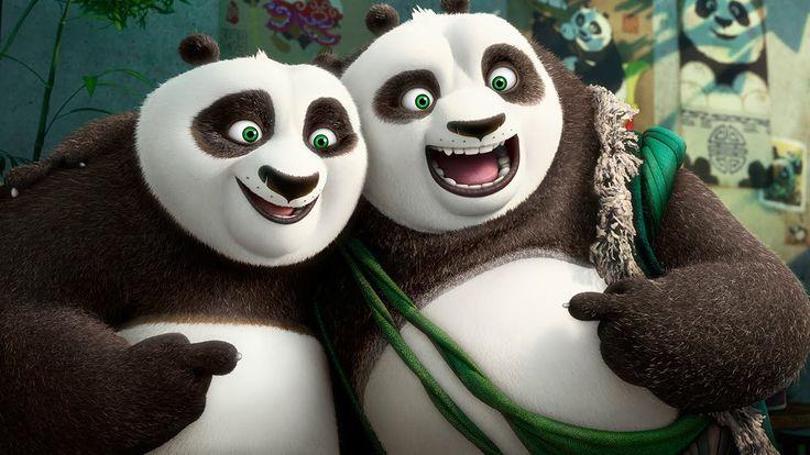 Кунг фу Панда 3 (2016) | Трейлер
