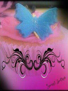 Sweet Dimpelz Cupcakes