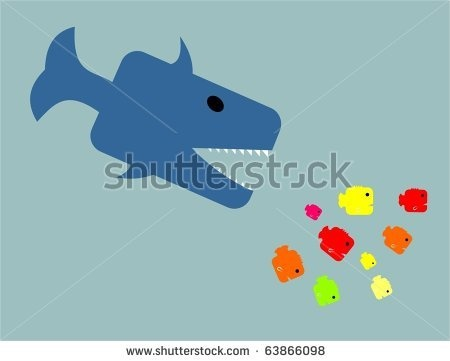 http://image.shutterstock.com/display_pic_with_logo/274942/274942,1288187778,4/stock-vector-strange-rectangular-fish-chasing-some-small-square-fish-63866098.jpg