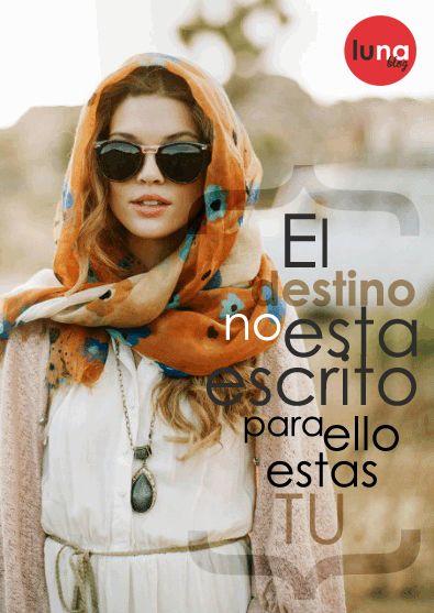 #Frase #Reflexión #Destino #Vida #Tu  #Fotografía #Moda #Hippie Style