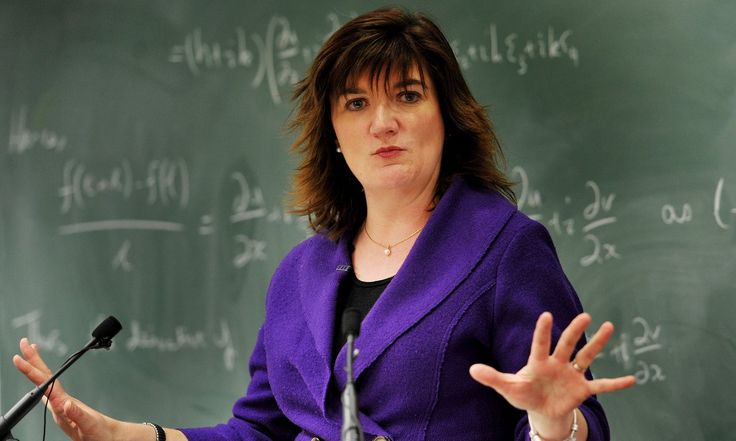 Open letter calls on education secretary Nicky Morgan to include autism in revised teacher training framework
