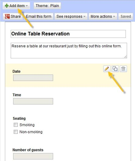Quick Tip: Create an Order Form for Your Site
