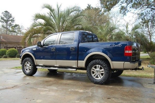 2005 Ford F150 Tire Size 5 Ford Truck Ford Trucks Ford Monster